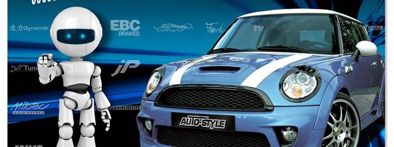 Autostyle webshop